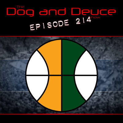 Should the Jazz really want home court advantage?  – Dog and Deuce #214