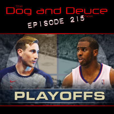 2017 NBA Playoffs: Jazz vs Clippers  – Dog and Deuce #215