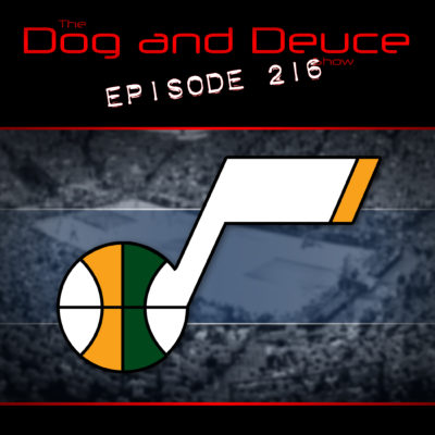 The Jazz get knocked out of playoffs…who will be back next year?  – Dog and Deuce #216