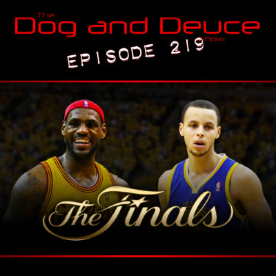The great NBA Finals debate  – Dog and Deuce #219