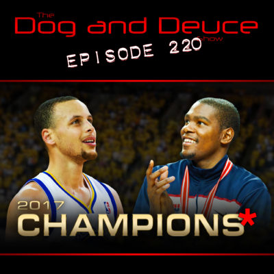 Are the Warriors bad for the NBA? – Dog and Deuce #220