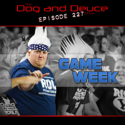 Another BYU controversy. Plus: should Huntley be Utah's starting QB? – Dog and Deuce #227