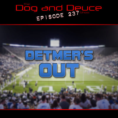 Ty Detmer gets fired. Plus the Utes & Aggies are bowl bound! – Dog and Deuce #237